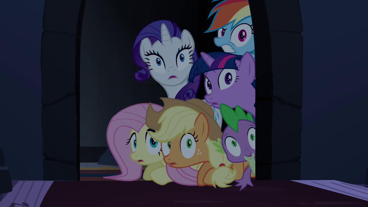 Castle Mane Ia My Little Pony Friendship Is Magic Wiki >> My Little Pony Friendship Is Magic Season 4 Review Part 1