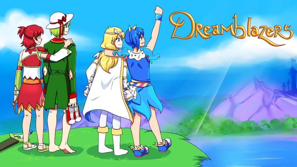 Dreamblazers Title Image
