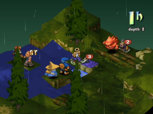 Final Fantasy Tactics Battle