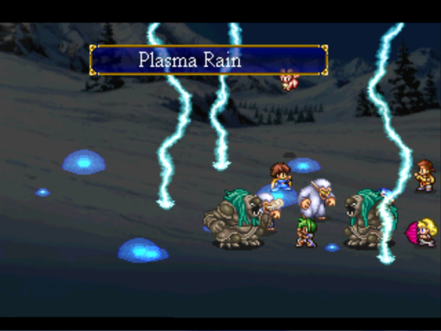 Lunar Eternal Blue Battle 2