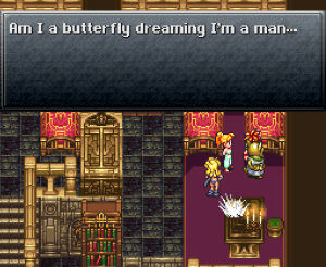 Chrono Trigger - Butterfly Dreaming