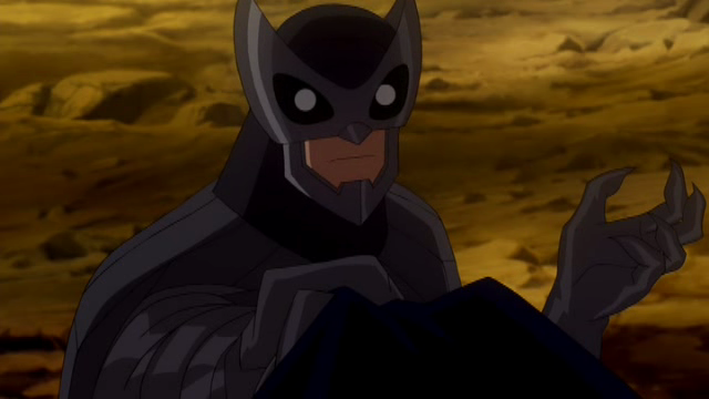 Justice League Crisis on Two Earths - Owlman