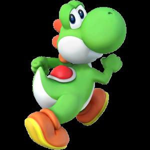 Yoshi - Super Smash Bros. 4