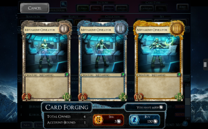 SolForge - Metamind Operator
