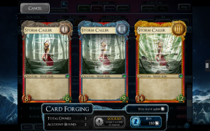 SolForge - Storm Caller